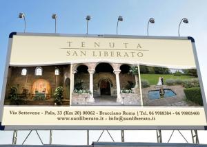 Cartellonistica San Liberato